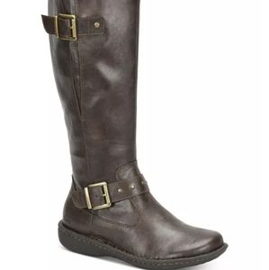 BOC born knee-high wide calf boots